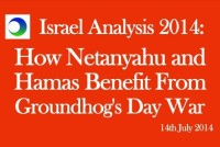 "Israel & Gaza Video Analysis: ""Groundhog's Day War"" — How Netanyahu & Hamas Both Benefit"