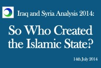 Syria & Iraq Video Analysis: Who Created the Islamic State?