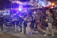 US Audio Analysis: The Protests in Ferguson & the National Guard — Scott Lucas with the BBC
