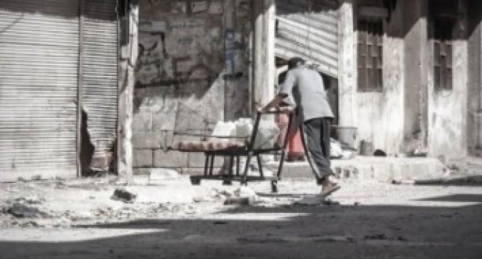 "Syria Feature: ""Reconciliation""? Regime Sieges Continue Near Damascus"