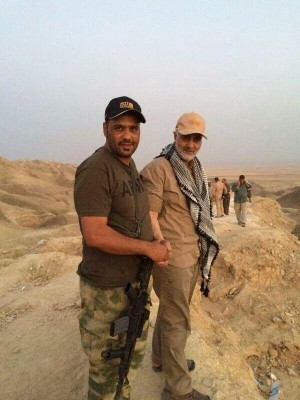 SOLEIMANI IN IRAQ