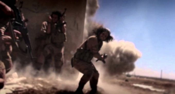 "Iraq Daily, Sept 17: As US Talks of Ground Troops, Islamic State Promises ""The Flames of War"""