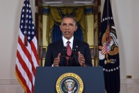 """Syria & Iraq Video: Obama Speech — """"Degrade and Destroy"""" the Islamic State"""