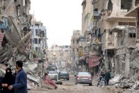 """Syria Snapshot: Life in Damascus Suburb of Douma — """"Most People Are in Bad Situation"""""""