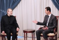 Syria Daily: Assad Hosts Iran's Speaker of Parliament — But No Word on More Aid from Tehran