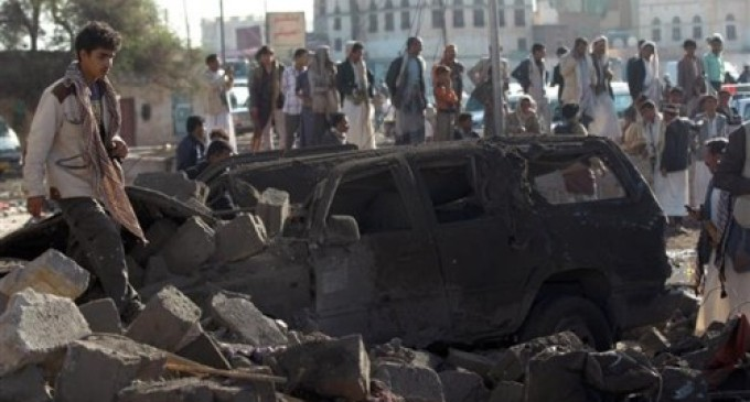 Yemen Developing: Saudi-Led Airstrikes Continue