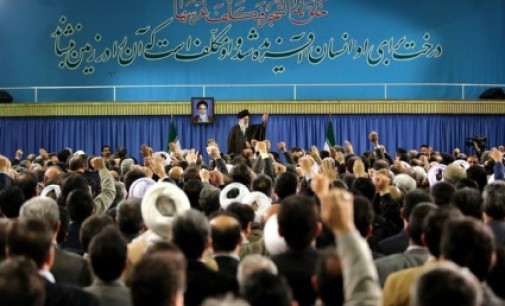 Iran Feature: If Supreme Leader is Dead, How Did He Speak to Environmental Activists on Sunday?