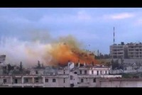 Syria Feature: Rebels Blow Up Air Force Intelligence Building in Aleppo