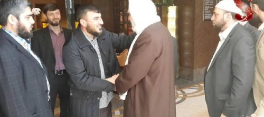 Syria Daily: Rebel Leader Alloush Visits Turkey