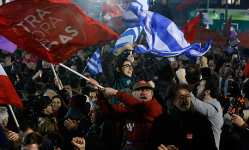 Europe Analysis: What Britain Can Learn from Greece's Euro-Sceptics