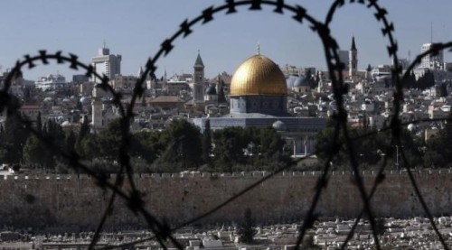 AL-AQSA BARBED WIRE