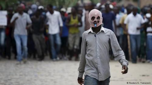 BURUNDI PROTEST 2