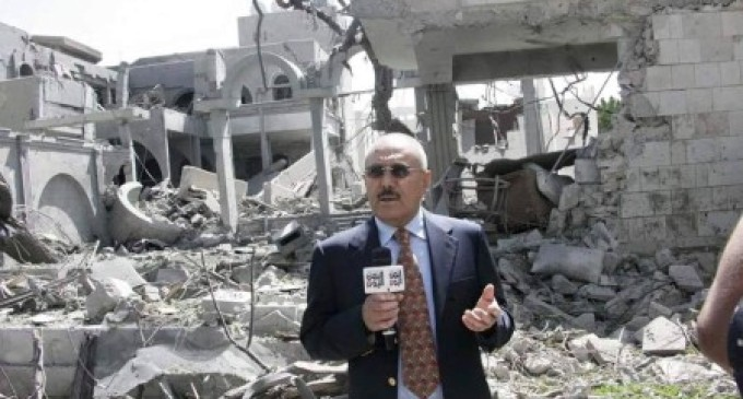 Yemen Feature: Saudi Coalition Bombs Ex-President's Home, But Ansar Allah May Accept Ceasefire