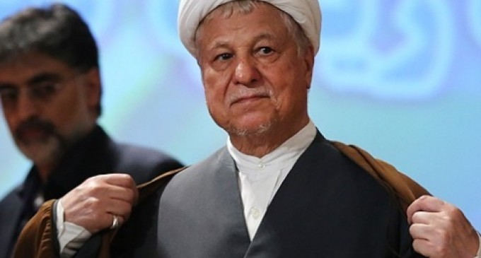 Iran Breaking: Ex-President Rafsanjani is Dead