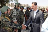 Syria Daily: Assad's Forces Claim Success in Counter-Attack on Islamic State