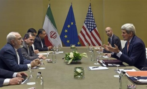 "Iran Daily, May 31: Zarif and Kerry Have ""Comprehensive"" Meeting on Nuclear Talks"