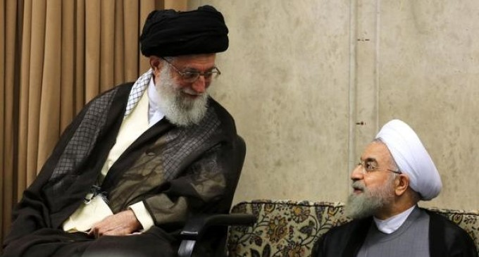 Iran Daily: Supreme Leader's Office Puts Pressure on Rouhani