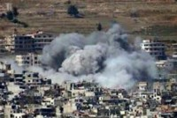 Syria Daily: Hezbollah & Regime Close On Zabadani, One of 1st Towns Held by Opposition