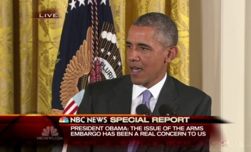 Iran Video & Transcript: President Obama's Press Conference on Wednesday