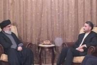 Iran Daily: Tehran Reviews Syrian Situation with Assad Regime and Hezbollah's Nasrallah
