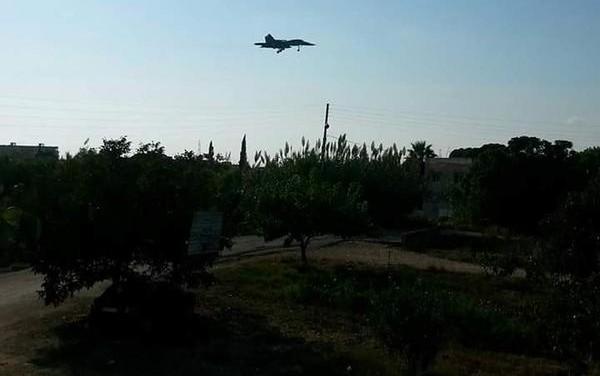 Su-34 SYRIA