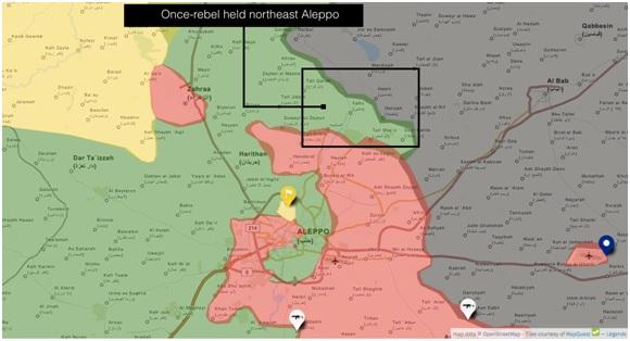 ALEPPO MAP 2