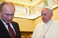 EA's Political WorldView Podcast: The Pope and Putin Edition