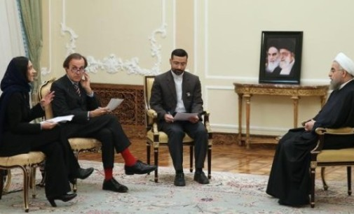 Iran Daily, Nov 13: Rouhani — US Should Apologize to Tehran