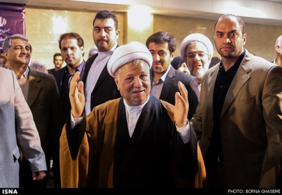 RAFSANJANI ASSEMBLY OF EXPERTS