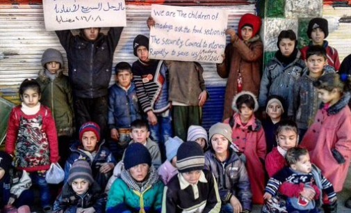 """Syria Analysis: """"Surrender or Die"""" — The Importance of the Pro-Assad Sieges"""