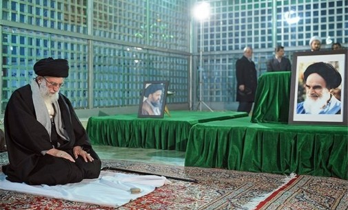 Iran Daily: Khomeini Grandson Challenges His Disqualification from Elections