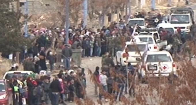 Syria Daily, Jan 21: Will UN Airdrop Aid to Besieged Civilians?