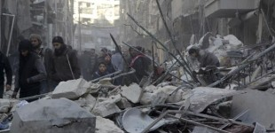 Syria Daily: UN Warns That 300,000 Could Be Beseiged in Aleppo City