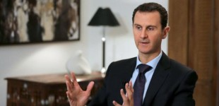 """Syria Feature: Assad Interview — """"I Am Protecting the Country"""""""