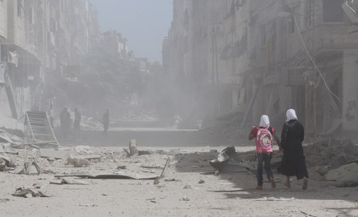 Syria Feature: Darayya, the Bombed Damascus Suburb That Will Test the Ceasefire
