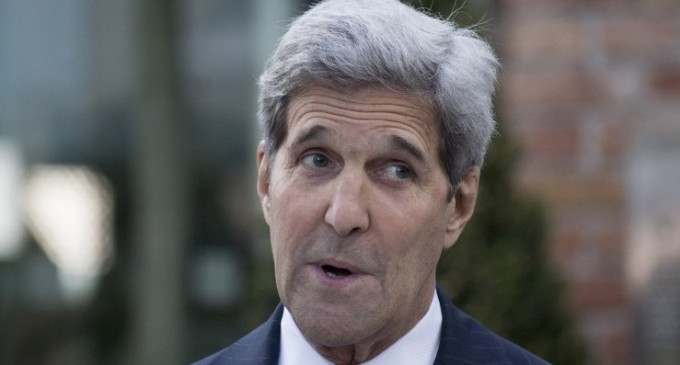 "Syria Feature: Kerry — ""Go and Blame Your Opposition"" for Russia's Bombing"
