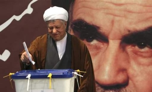Iran Daily: Tehran Prepares for Politics Without Rafsanjani