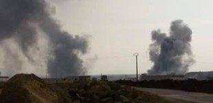 Syria Daily: Supporting Rebels, Turkey Shells Kurdish YPG