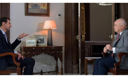 Syria Daily, March 30: Assad — Palmyra Victory Will Help Secure My Position