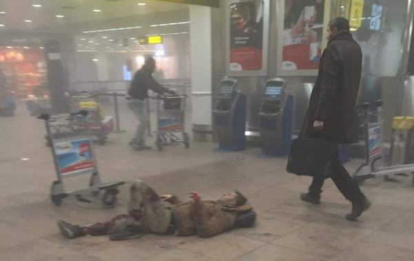 BRUSSELS AIRPORT CASUALTY