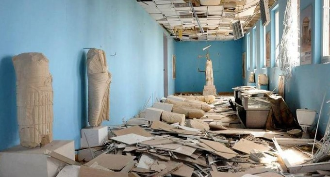 """Syria Audio Analysis: Why Palmyra is Not Quite """"Assad's Victory"""""""