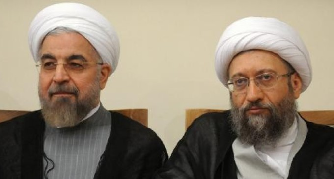 Iran Daily: President and Head of Judiciary Trade Warnings Over Corruption