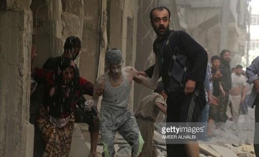Syria Daily: Talks End in Geneva as Ceasefire Breaks Down