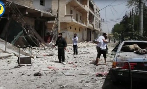 "Syria Daily: Deaths on Both Sides of ""Catastrophic"" Aleppo"