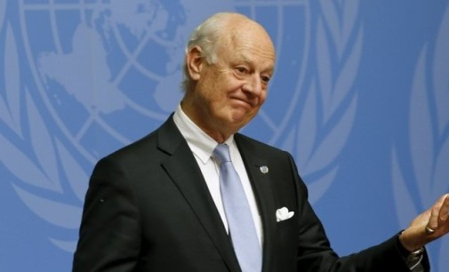 Syria Daily: UN Envoy, Amnesty Back Russia-Regime Line Over Rebels' Aleppo Offensive