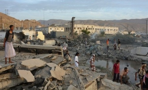 Yemen Feature: Government and Saudi Coalition Take Port City from Al Qa'eda