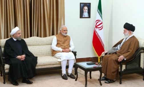 Iran Daily: Tehran Plays Its India Card