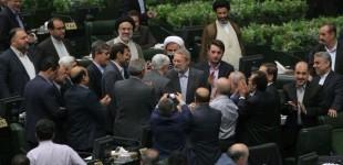 Iran Daily: Larijani Re-Elected Speaker of Parliament