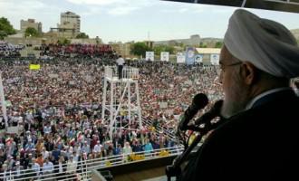 "Iran Daily: Rouhani ""Saudis Are Serving Israel's Interests"""