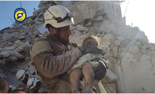 Syria 1st-Hand: Saving Lives Amid Shortages